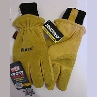Kinco Leather Ski Gloves Small