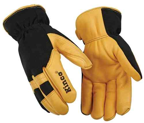 Kinco 101HK Leather Ski Gloves