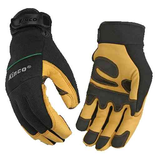 Kinco Pro 102 Leather Via Ferrata Gloves
