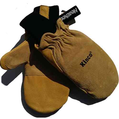 Kinco Leather Ski Mittens 901T