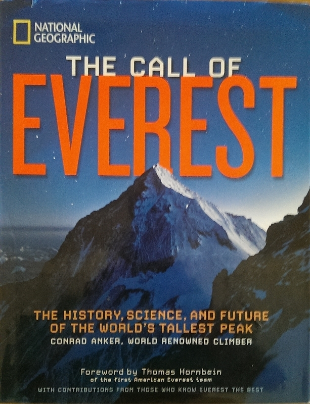 The Call of Everest Hardback