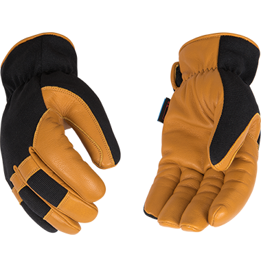 Kinco 3102 HKP HYDROFLECTOR Leather Gloves