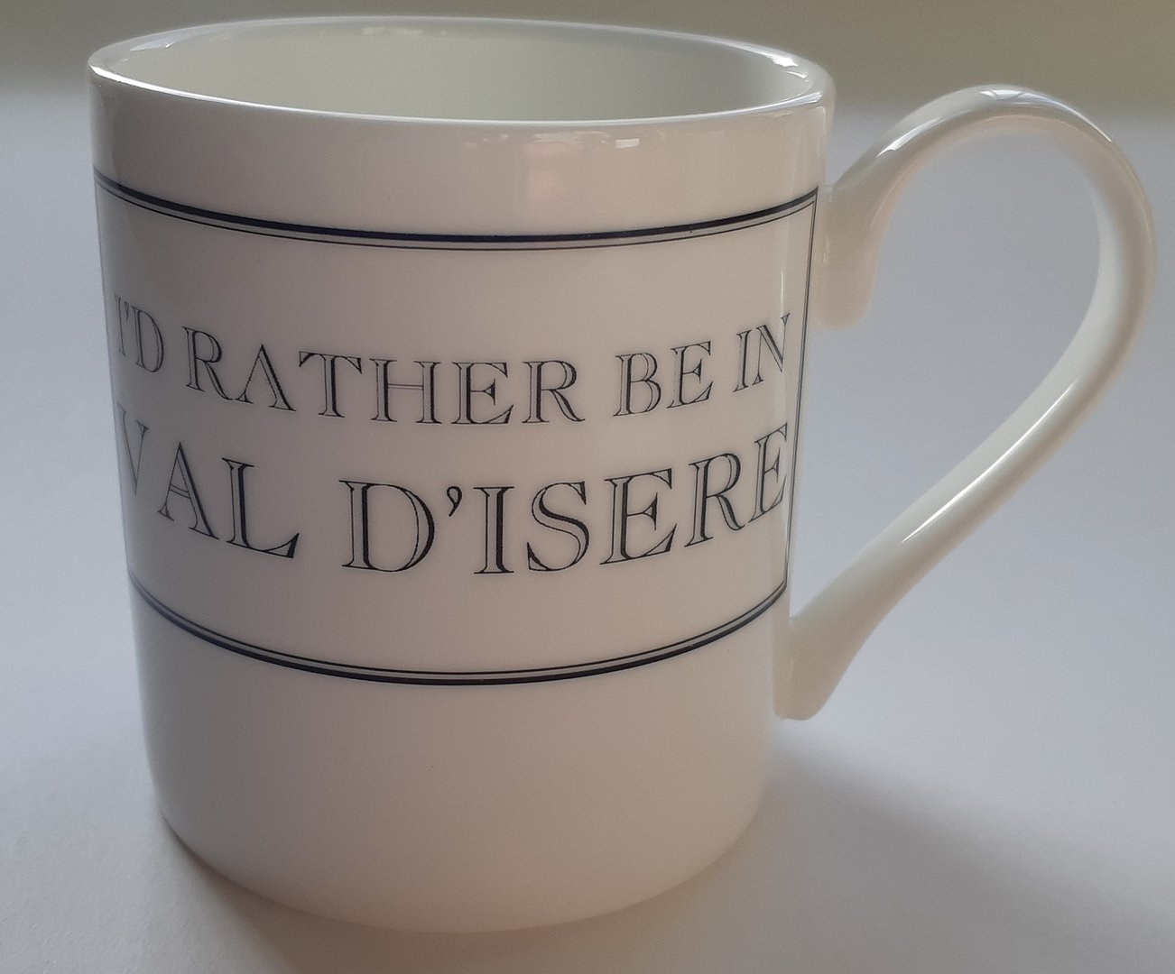 I'd Rather Be in VAL D'ISERE Mug