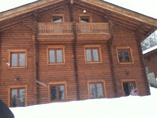 Our little Snowshepherds chalet for the season La Tania, 3 Valleys France / {Location}: La Tania\\n\\n16/12/2011 10:21